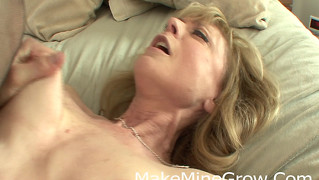 Big ass nina hartley ride a huge cock