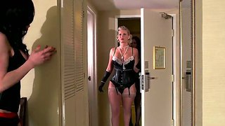 Lingerie, Fuss-Fetish, Milf, Female Domination, Bizarr