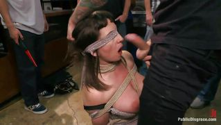 Spanked & shocked while getting fucked