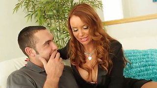 Teen hottest teacher janet mason and her great educational methods with daniel