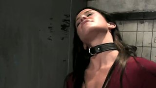 Savannah dreamed for a long time about such a hard punishment