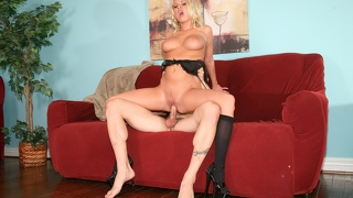 He always wanted to nail blond riley evans