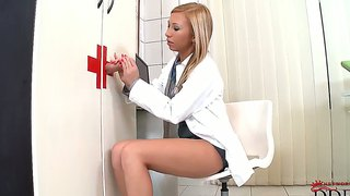 Jessy enjoys the service of dickster medical center
