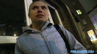 Publicagent hd desperate russian fucks for money