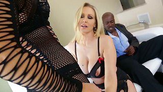 Lexington steele is a motherfucker. also staring india summer and julia ann.