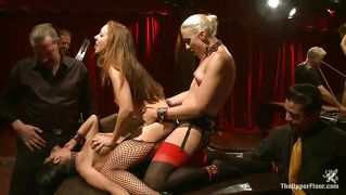 Kinky milfs love being punished
