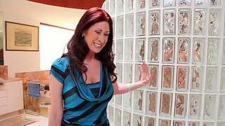 Tiffany mynx blows her son's well hung pal