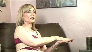 Nina hartley talks about her addiction to pussy