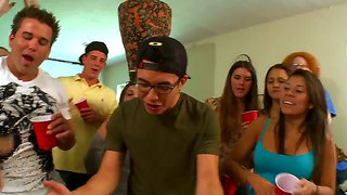 Hot college sex party with alexis fawx, sara jay and yurizan beltran