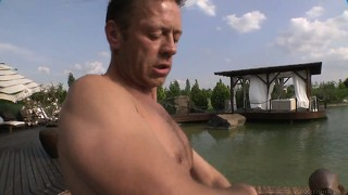 Tempted man rocco siffredi and his black buddy are going to fuck them hard