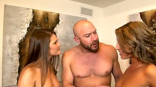 Will powers bangs abby cross and presley hart
