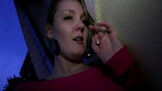 Euro slut gets fucked from behind by her agent for extra cas...