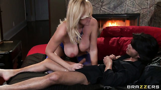 Blond, Store Bryster, Sexy Mødre (Milf), Store Bryster, Rumpe