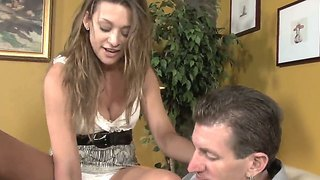 Beautiful milf carmen mccarthy wants to try some of her daughters erica lauren boyfriend