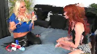 Hot elle alexandra and fucking amazing molly cavalli