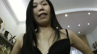 Naughty asian chick is rocco's next victim for his pov chronicles