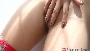 Poesie, Taiwanees, Bunette, Babe, Solo