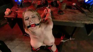 Mickey mod and krissy lynn are some fucking bdsm lovers