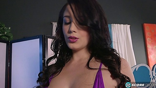 Big tits eurobabe alexa paid for fucking