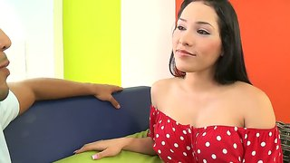 Celeste want to change her boyfriend for a something new