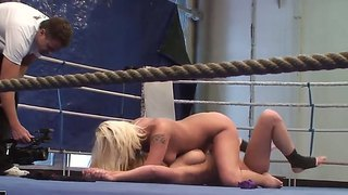 Amazing and hot nude fight with a beautiful babe karina shay and simony diamond