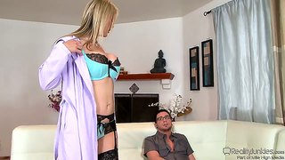 Dane cross deep throated by hot tanya tate