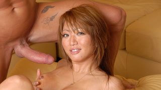 Taylor kiss is a salted asian whore ready for anal