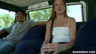 Rebecca picked up, fucked and tossed out