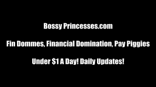 Pay your findom all your money