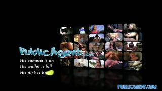 Publicagent hd she rents out her pussy not the apartment