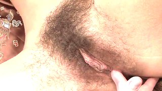 Smooth and slender young girl rachel dark is hotly licking and fingering rachel evans?s nasty hairy pussy.