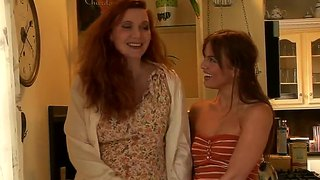 Cute lesbian video with amazing whores - mia presley,nica noelle
