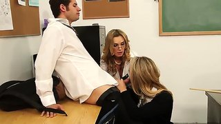 Tanya tate wants her teacher to fuck the hell out of her