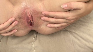 Cute pov action with nasty shaved chick penelope gets really interesting here