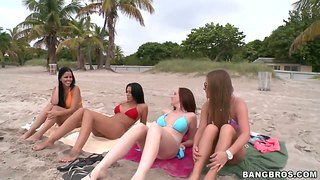 Diamond kitty,jessica rayne,mercedes lynn and rachel starr
