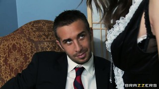 I sold my wife's hole to the higgest bidder and he likes naughty maids