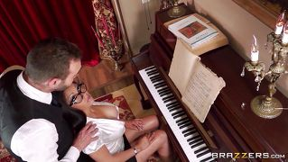Piano lesson turns sexual
