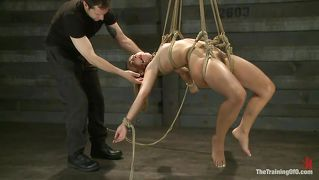 He wants to fuck her hanging in the air