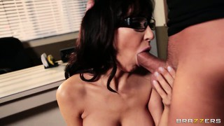 Angry teacher hides her secret, lusty and perverted identity