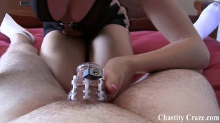 Strapon, Rollenspiele, Masturbationen, Female Domination