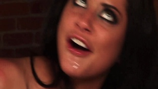 Cassidey blowjob for her stud so she can be fucked by him