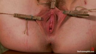 Fisse, Klitoris, Teenager, Blondiner, Bdsm