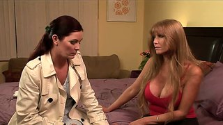 Darla crane and magdalene st. michaels seduce each other