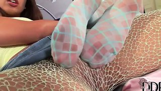 Hot lex action with eve and zafira
